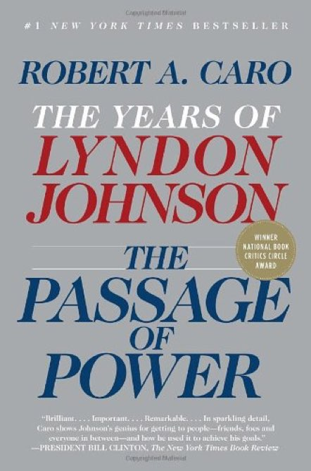 The Passage of Power: The Years of Lyndon Johnson, Vol. IV