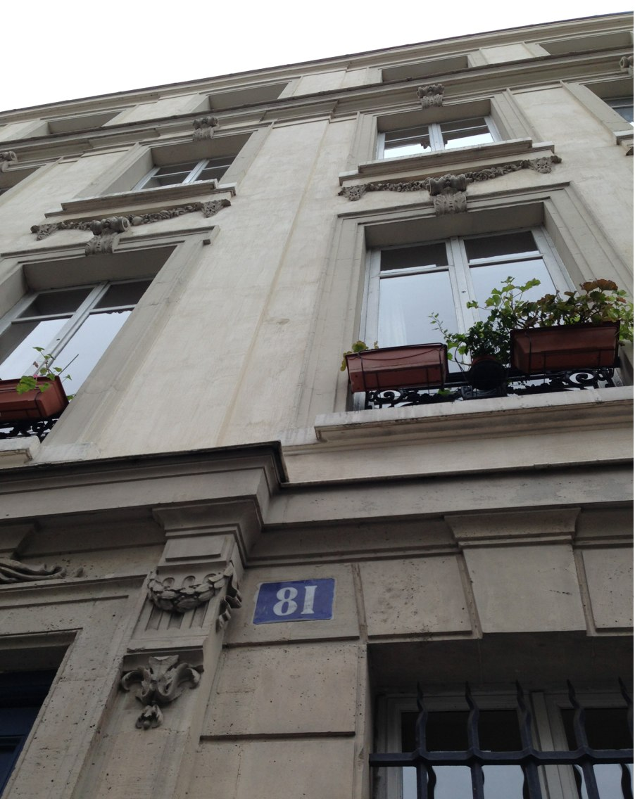 Mission to 81 Rue Du L'U