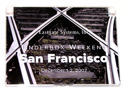 Last Call: San Francisco Tinderbox Materials